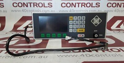 SCA SYS3000-9HE HMI - Used