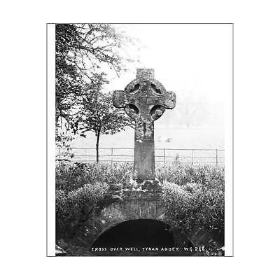 """10""""x8"""" (25x20cm) Print of Cross Over Well, Tynan Abbey from"""