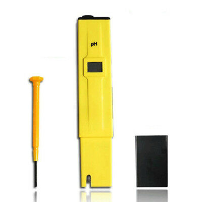 TDS Tester+Digital Ph Meter Aquarium Pool Hydroponic Water Monitor 0-9999 EP