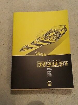 The Complete Nemesis the Warlock - Books 1-4 in 1 Volume  by Pat Mills - 2,000AD