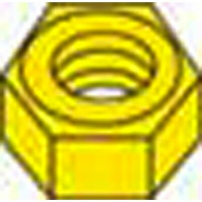 Woodland Scenics H884 2-56 Brass Mini Hex Nuts (5) Hob-Bits