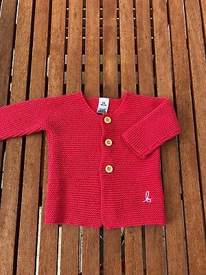 2x knitted cardigans size 00