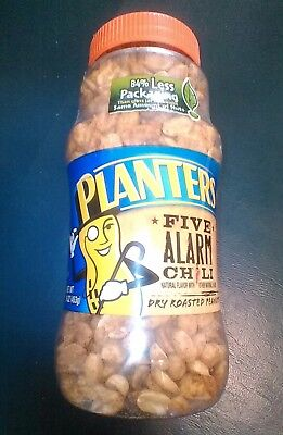 5 YEAR OLD Planters Five Alarm Chili Flavor Peanuts EXPIRED Nuts Spicy YouTube