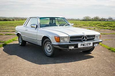 1975 Mercedes-Benz 350SLC - LHD - Only 2 Owners & 98k KM From New - Rare Manual