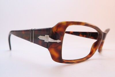 Vintage Persol eyeglasses frames Mod 2533 Size 55-15 135 made in Italy