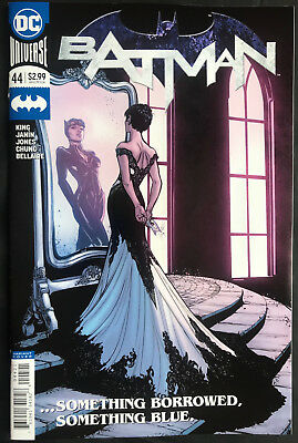 Dc Comics Batman #44 Catwoman Wedding Dress Variant Cover