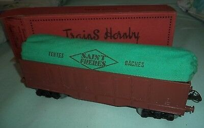 Wagon Travaux Publics   Hornby  Spur  0   in OVP