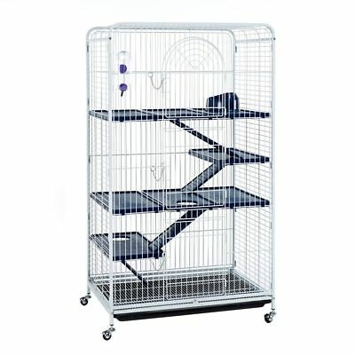#Blenheim Extra Tall Rat Ferret Chinchilla Cage Accessories 140cm Little Friends