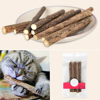 Catnip Natural Nepeta Cataire Toy and Health for Cats X 5 Sticks