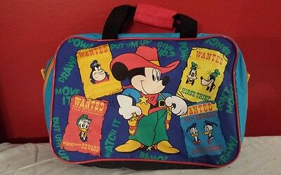Disney Most Wanted Mickey /Tote/Backpack/ bag/ knapsack
