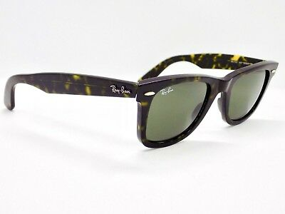 Ray Ban Original Wayfarer RB2140 902 50mm & Case