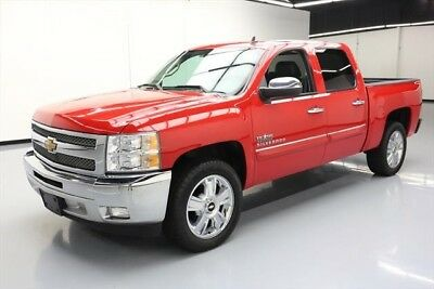 Chevrolet Silverado 1500 LT Texas Direct Auto 2013 LT Used 5.3L V8 16V Automatic 4X2 Pickup Truck Premium