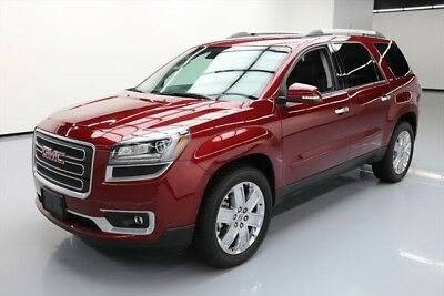 GMC Acadia Limited Texas Direct Auto 2017 Limited Used 3.6L V6 24V Automatic FWD SUV Bose OnStar