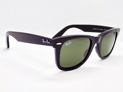 Ray Ban Wayfarer Ease RB4340 601 50mm & Case