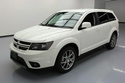 Dodge Journey GT Texas Direct Auto 2017 GT Used 3.6L V6 24V Automatic FWD SUV