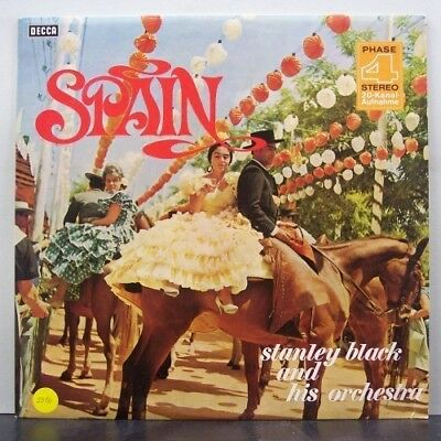 (o) Stanley Black - Spain (Phase 4)