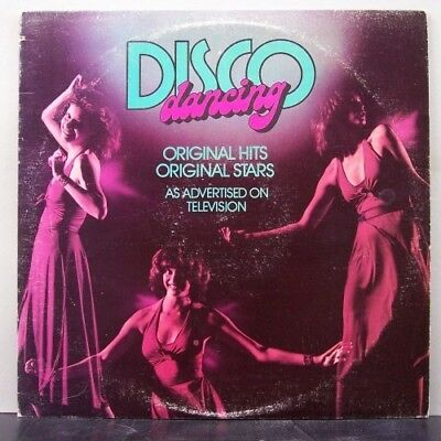 (o) V.A. Disco Dancing (2-LP)