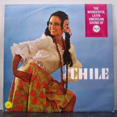 (o) The Wonderful Latin American Sound Of RCA - Chile (Promo-LP)