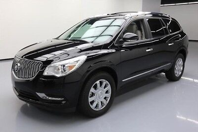 Buick Enclave Premium Texas Direct Auto 2017 Premium Used 3.6L V6 24V Automatic AWD SUV OnStar Bose