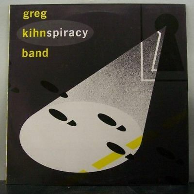 (o) Greg Kihn Band - Kihnspiracy (Portugal)