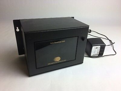 Premier Technologies Auto Download 3000 W/ AC ADAPTER - Cassette Music On Hold