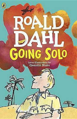 Going Solo by Roald Dahl NEW (Paperback) book