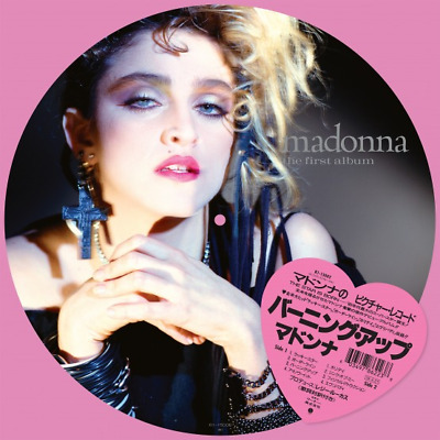 Madonna The First Album Vinile Lp Picture Disc Record Store Day 2018 Nuovo