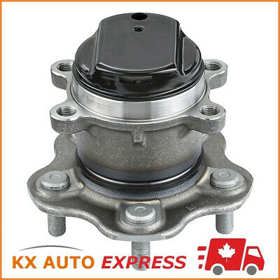REAR Wheel Hub & Bearing Assembly for Nissan Rogue FWD 2014 2015 2016