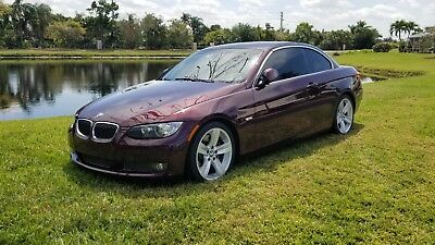 2008 BMW 3-Series Premium and Sports Packages 2008 BMW 335i Convertible