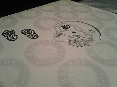 Total No One Else 12' Vinyl Remix  Promo Us 1996