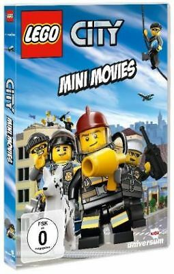 LEGO City Mini Movies. Tl.1, 1 DVD