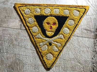 WWII/WW2-US AIR CORPS PATCH-31st Bomber Squadron-ORIGINAL BEAUTY!
