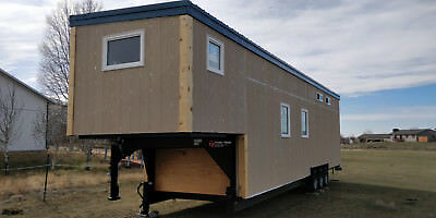 """43' Tiny House """"Mansion"""" Shell No Reserve"""