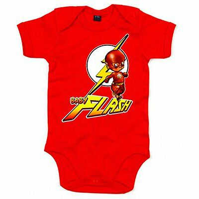 Body bebé The Flash Baby bebé