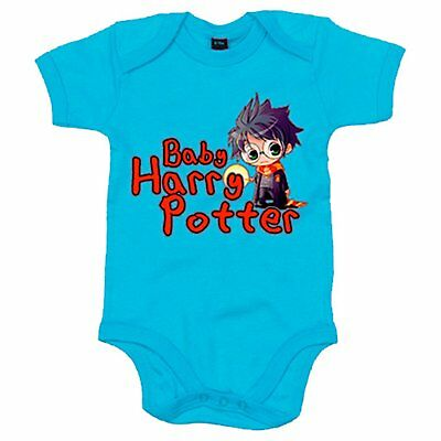 Body bebé Harry Potter Baby bebé