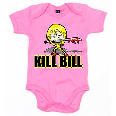 Body bebé Kill Bill