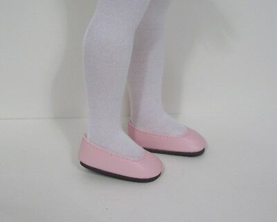 """RED Princess Flats Doll Shoes For Tonner 14/"""" Betsy McCall Debs"""