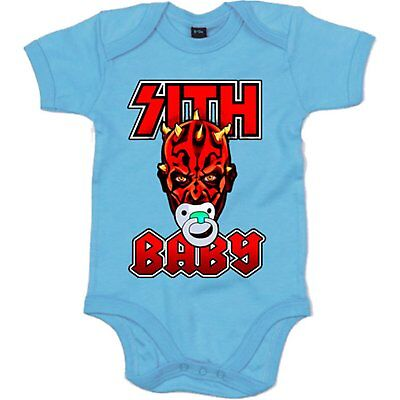 Body bebé Star Wars baby Darth Maul