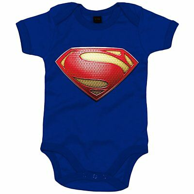 Body bebé Superman logo actual