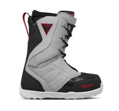 ThirtyTwo Lashed Grey Black Red Mens 2018 Snowboard Boots
