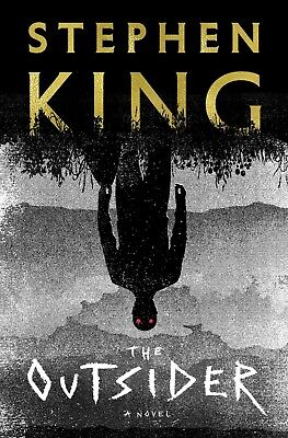The Outsider: A Novel by Stephen King (Hardcover) (Horror) NEW