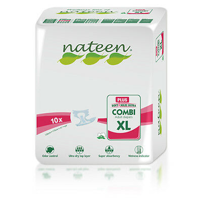 Extra Large Tendercare-Nateen Day Plus Adult Incontinence Nappies