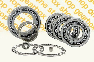 Porsche Cayenne Transfer Box Bearing Kit Fits Transfer Case PL72 ATC