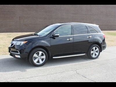 MDX SH-AWD w/Tech Acura MDX Crystal Black Pearl with 60,586 Miles, for sale!