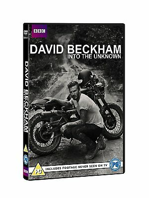 David Beckham - Into The Unknown [DVD] [2014] New Sealed BBC Documentary