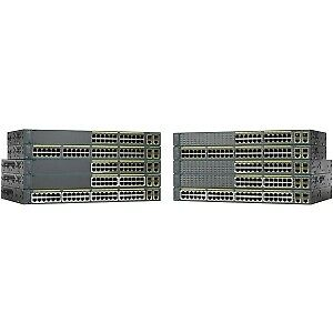 NEW! Cisco Catalyst 2960-Plus 24Lc-L 24 Ports Manageable Ethernet Switch 24 Netw