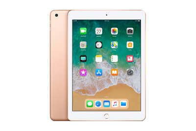 Apple iPad 2018 (32GB, Wi-Fi, Gold)