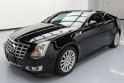 Cadillac CTS 3.6L Performance Texas Direct Auto 2013 3.6L Performance Used 3.6L V6 24V Automatic RWD Coupe