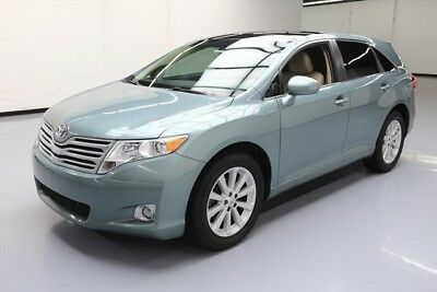 Toyota Venza FWD 4cyl Texas Direct Auto 2011 FWD 4cyl Used 2.7L I4 16V Automatic FWD SUV Moonroof