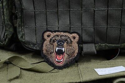 Bear patch, Russian Tactical army morale military patch